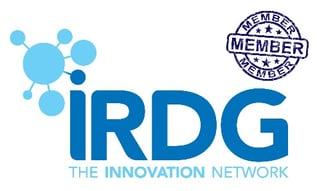 IRDG-Membership-Stamp